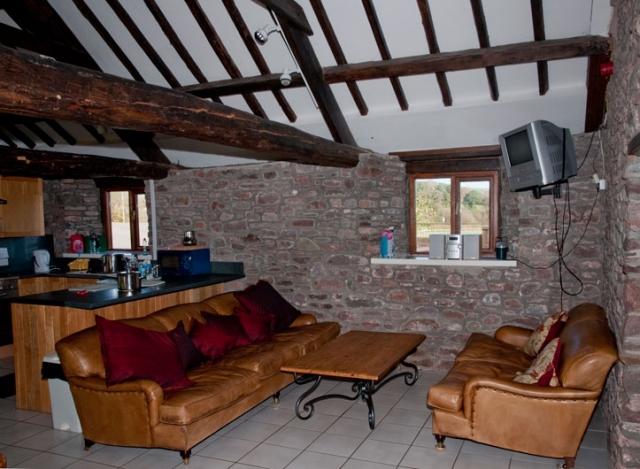 Ynysmarchog Bunkhouse - Lounge