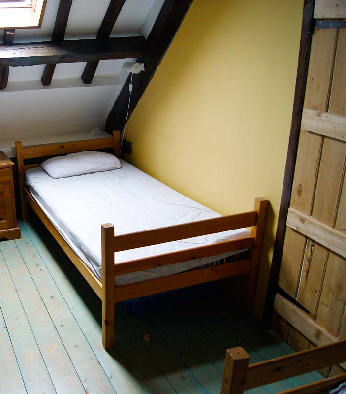 Ynysmarchog Bunkhouse - 4 Bed Room
